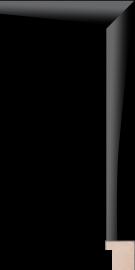 Bauhaus Black 1 1/4