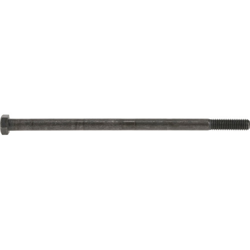 Plain Black Grade 8 Hex Cap Screw 1/2
