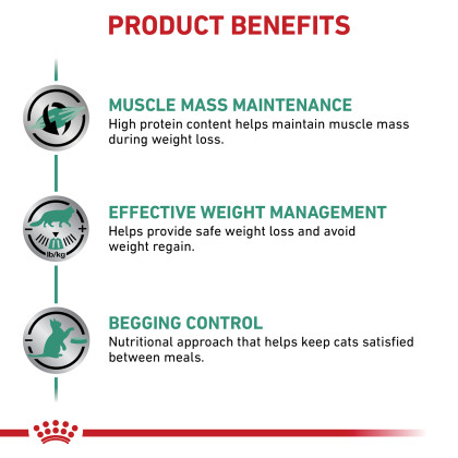 Royal Canin Veterinary Diet Feline Satiety Support Weight Management Canned Cat Food