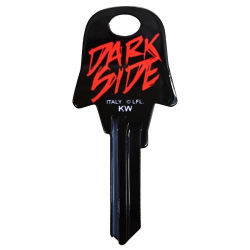 Star Wars Darth Vader Dark Side Key Blank