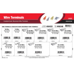 Wire Terminals Assortment (Insulated Quick Disconnect Wire Terminals)