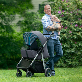 Clover Sport Travel System with LiteMax Infant Car Seat