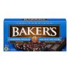 Baker's 100% Pure Unsweetened Chocolate Baking Bar
