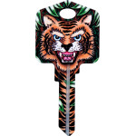 Achilles Ink - Tiger Key Blank