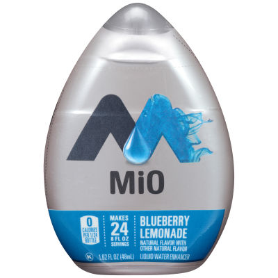 MiO Blueberry Lemonade Liquid Water Enhancer 12 - 1.62 fl oz Bottles