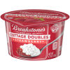 Breakstone's Cottage Doubles Strawberry Cottage Cheese 4.7 oz Cup