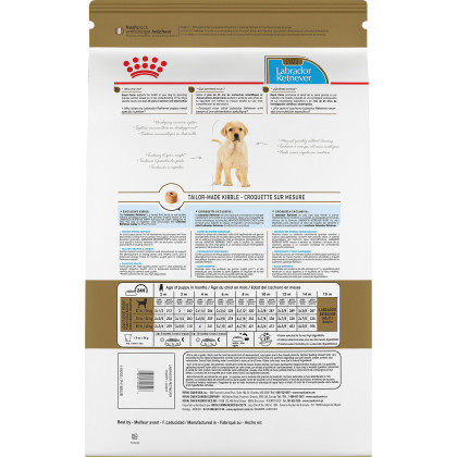 Royal Canin Breed Health Nutrition Labrador Retriever Puppy Dry Dog Food