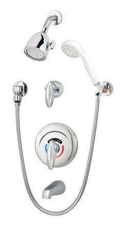 Safetymix Tub/Shower Trim