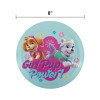 Paw Patrol Dinnerware Set, Skye and Everest, 5-piece set slideshow image 9