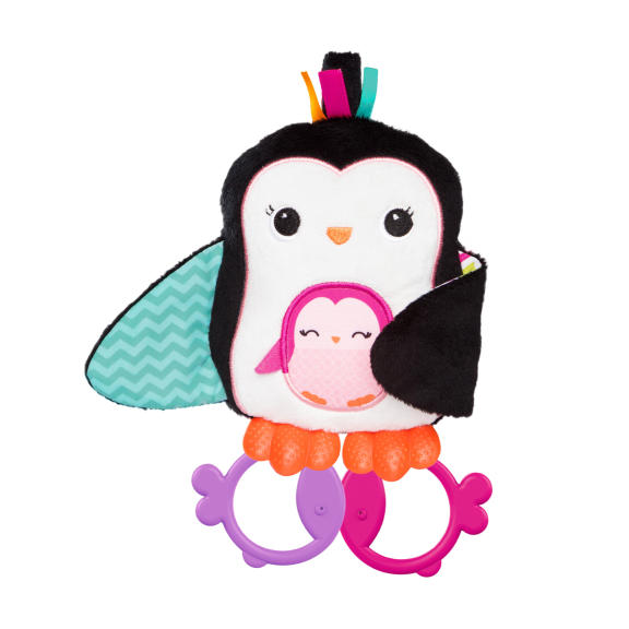 Cuddle & Teethe Penguin