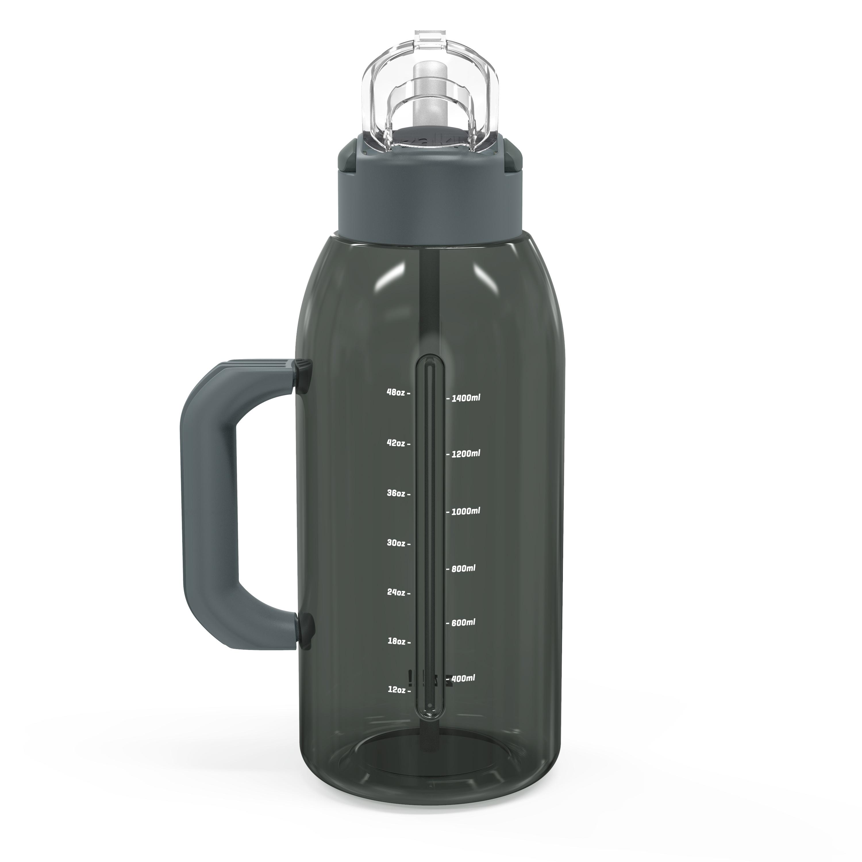 Genesis 64 ounce Water Bottles, Charcoal slideshow image 5