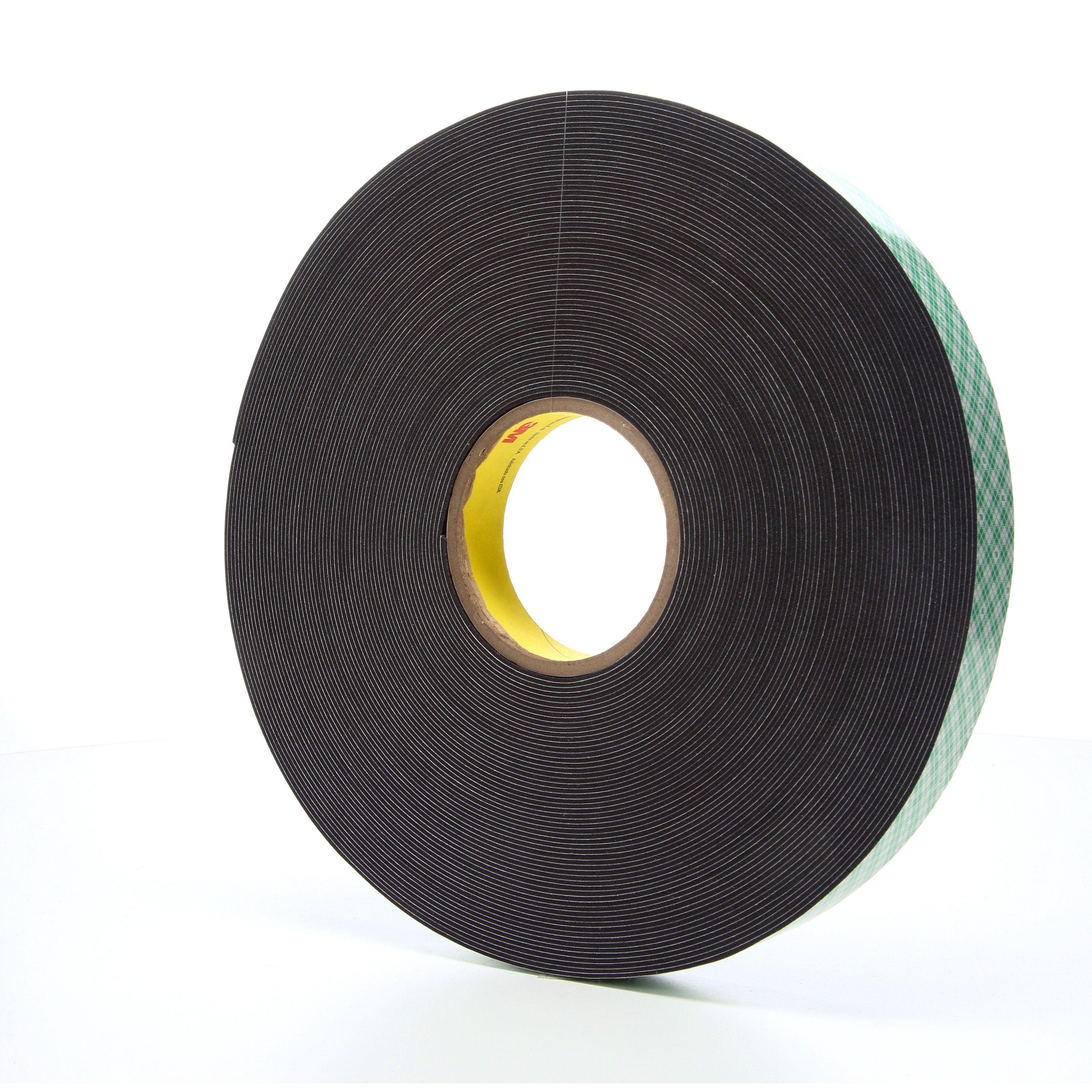 3M™ Double Coated Urethane Foam Tape 4056, Black, 62 mil, Roll, Config