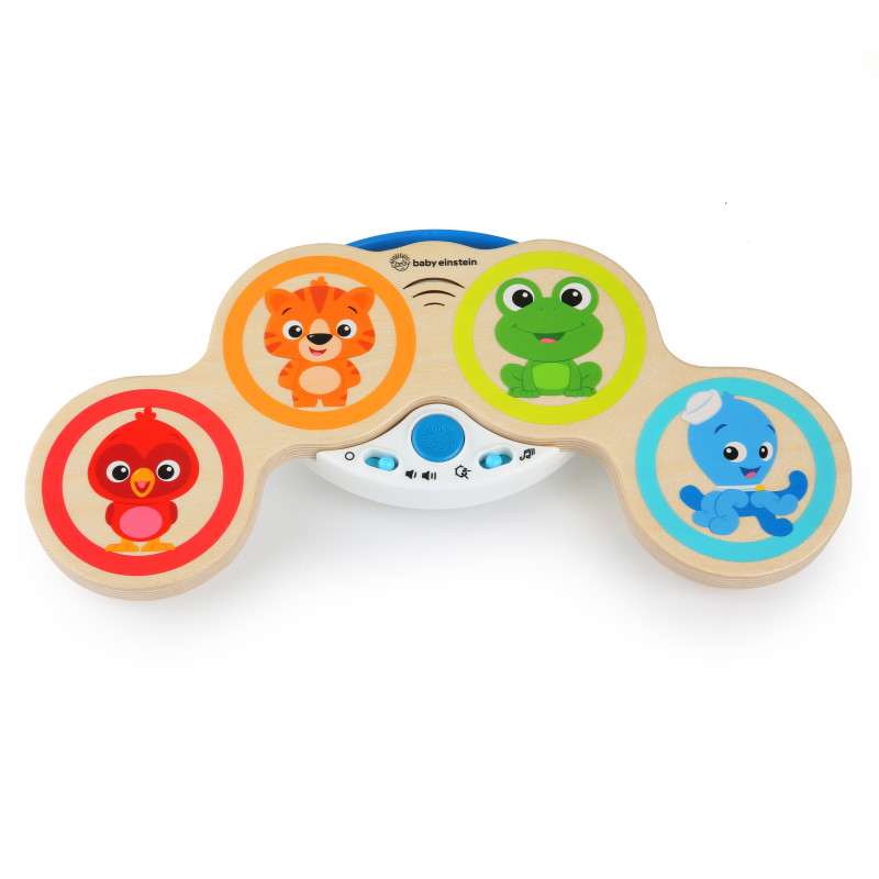 Magic Touch Drums™ Wooden Musical Toy