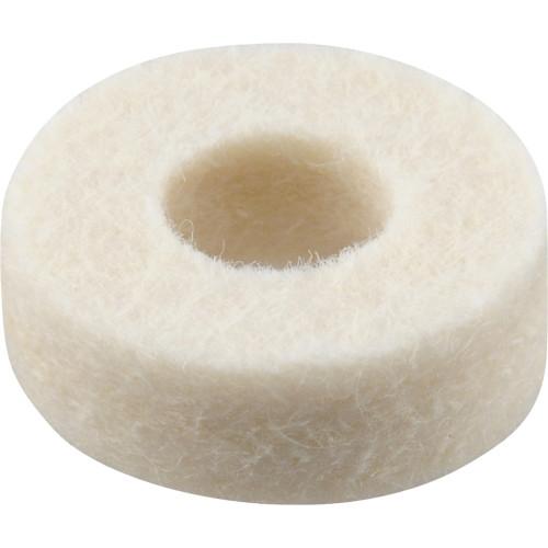 Extra-Thick White Felt Washer (1/4