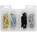 WALLDOG Screw & Anchor In One! Decorator Kit