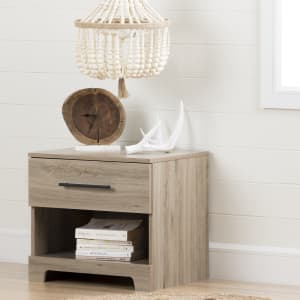 Primo - 1-Drawer Nightstand