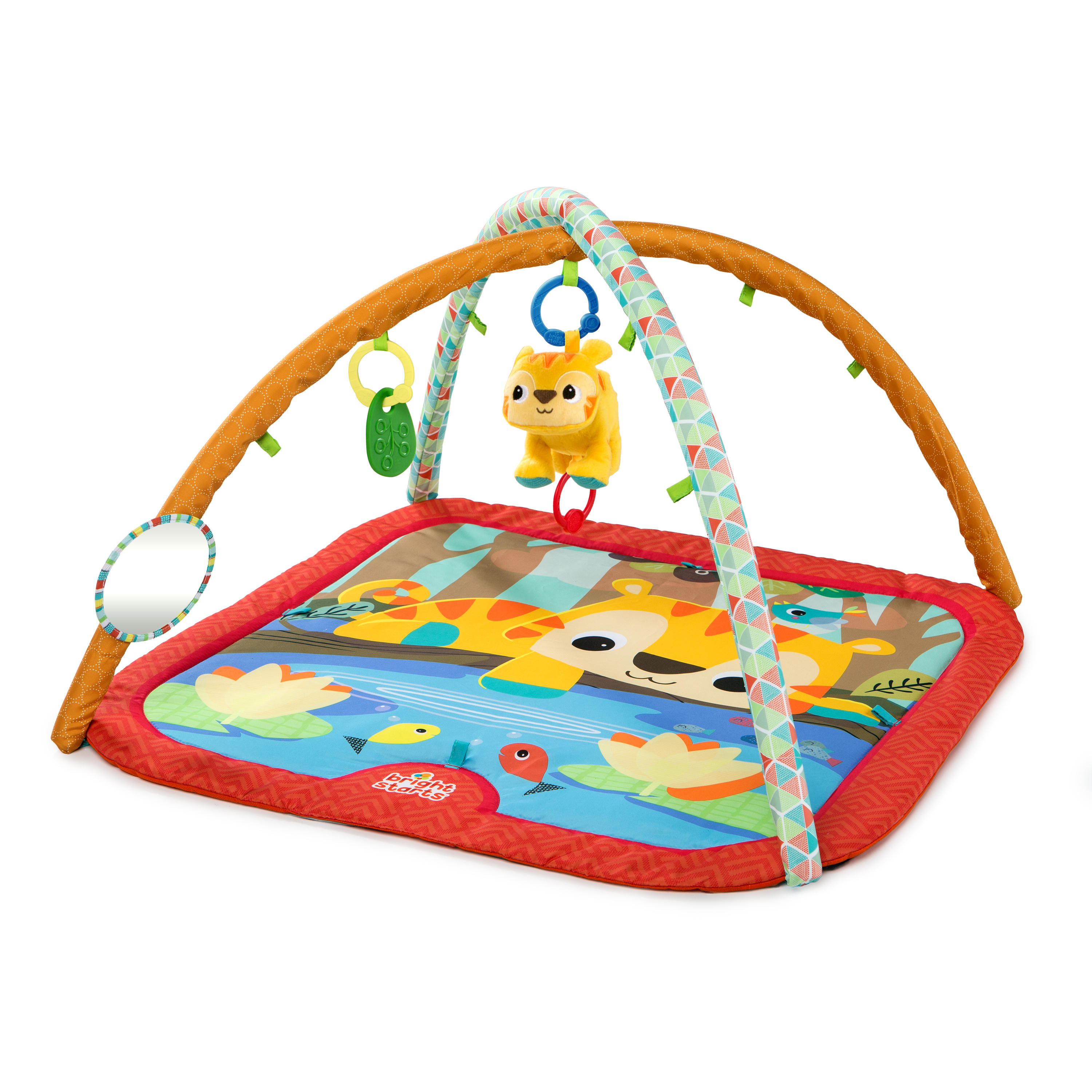 Pal Around Jungle™ Activity Gym