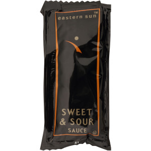 EASTERN SUN Single Serve Sweet & Sour Sauce, 12 gr. Cups (Pack of 200) image