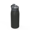 Genesis 24 ounce Vacuum Insulated Stainless Steel Tumbler, Charcoal slideshow image 5