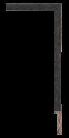 Cranbrook Shadowbox Ebonized Walnut 1