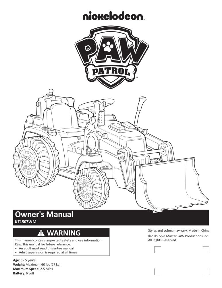 KT1507WM_6VPaw PatrolRubble Tractor_OM.pdf