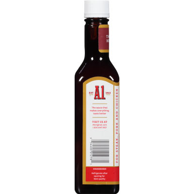 A.1. Thick & Hearty Steak Sauce 10 oz Bottle