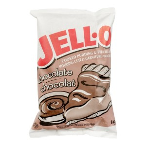 JELL-O Pudding and Pie Filling Chocolate 1kg 2 image