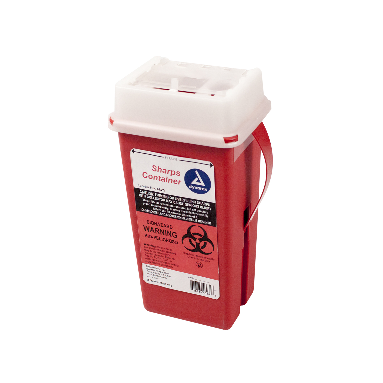 Sharps Containers - 2qt.