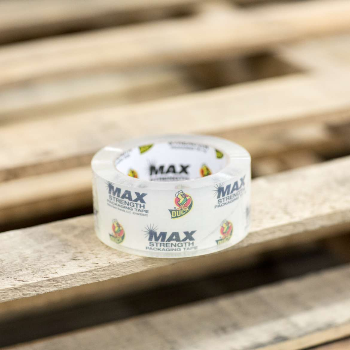 Duck Max Strength® Packing Tape