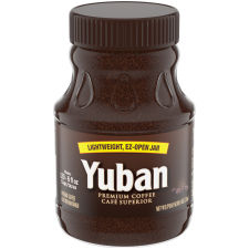 Yuban Instant Coffee, 8 oz Jar