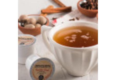 Bigelow Vanilla Chai Black Tea K-Cups Box for Keurig