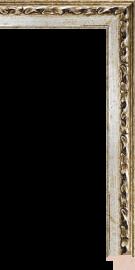 Salon 1789 Versailles Silver 1 3/16