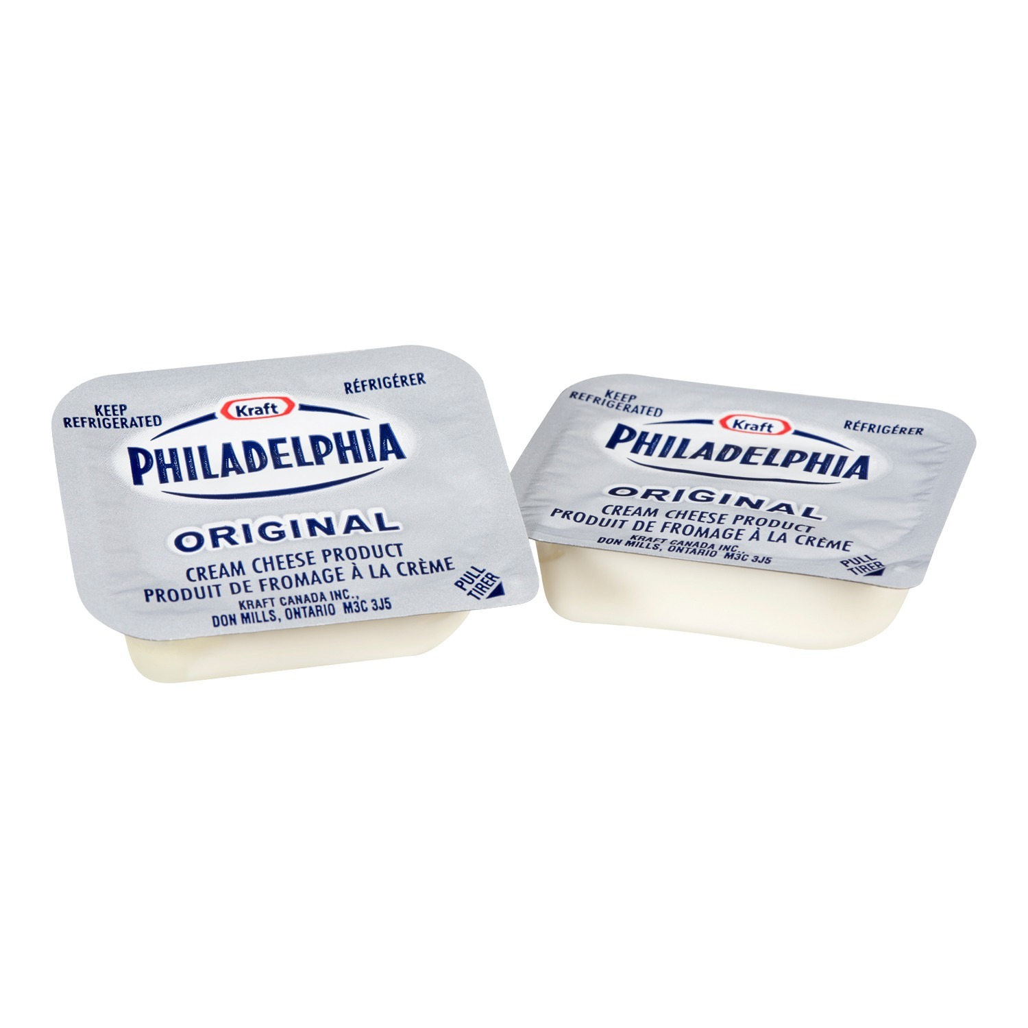 PHILADELPHIA Cream Cheese Original 18g 200