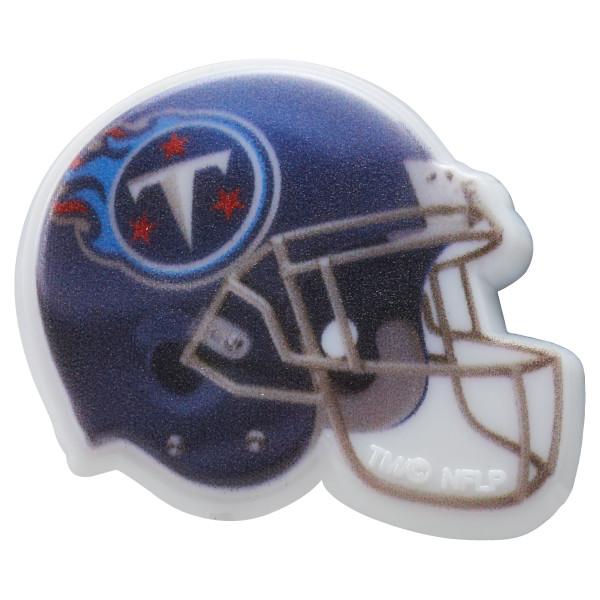NFL Team Helmet Cupcake Rings