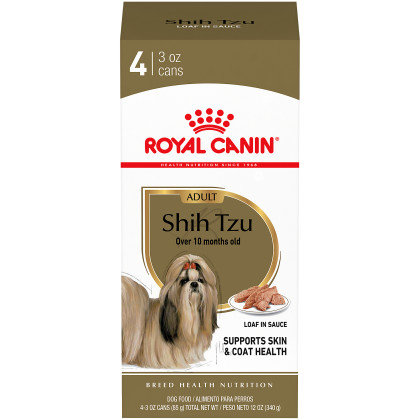 Royal Canin Breed Health Nutrition Shih Tzu Canned Dog Food