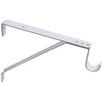 Shelf/Rod Bracket - Slide Adjustable