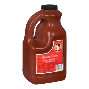 DIANA Sauce Spicy Barbecue 3.78L 2 image