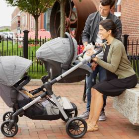 Pivot Xpand Modular Travel System with SafeMax Infant Car Seat