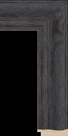 Lancaster Amish Black 2' 3/4