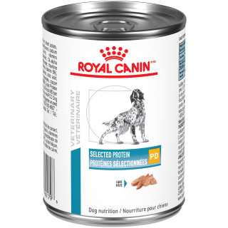 Canine Selected Protein PD Loaf Canned Dog Food