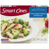 Smart Ones Tasty American Favorites Creamy Basil Chicken with Broccoli 9 oz Box