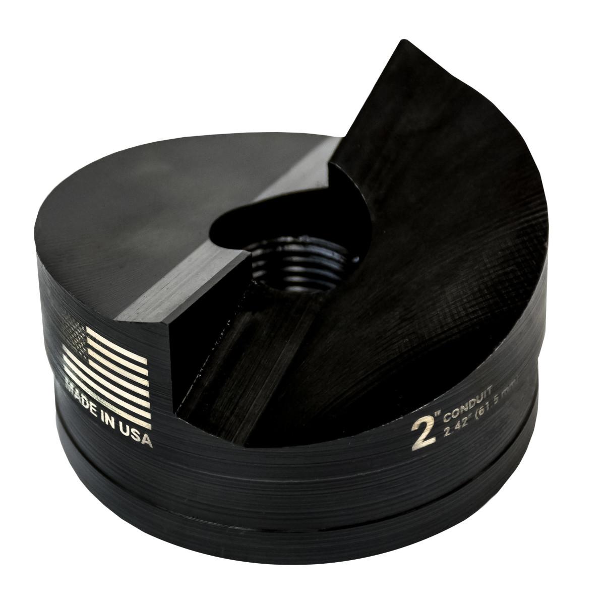 """Greenlee 721-2P 2"""" Slug-Buster® Round Punch - 2"""" Conduit Size"""