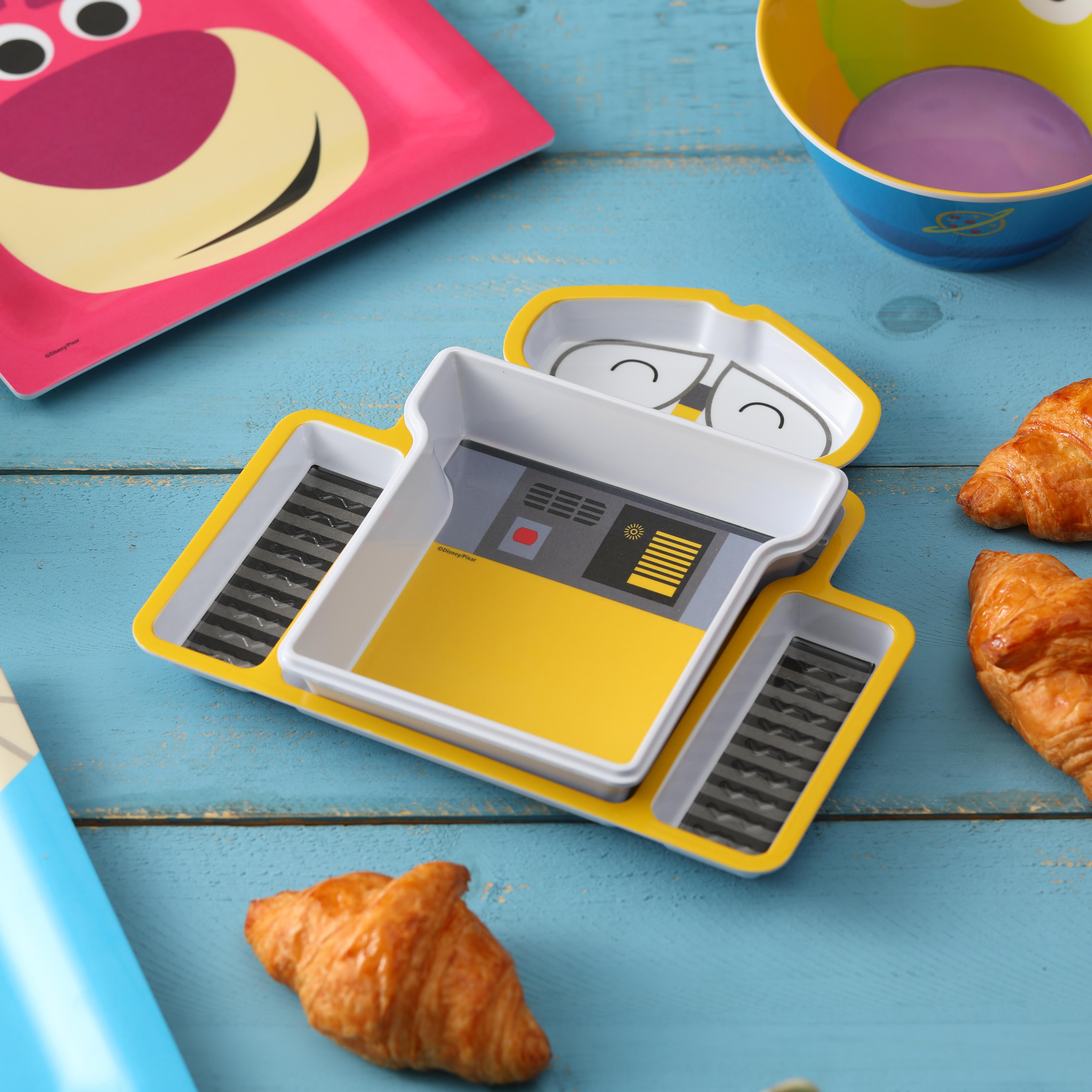 Disney and Pixar Plate and Bowl Set, Wall-E, 2-piece set slideshow image 2