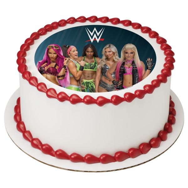WWE™ Total Divas PhotoCake® Edible Image®