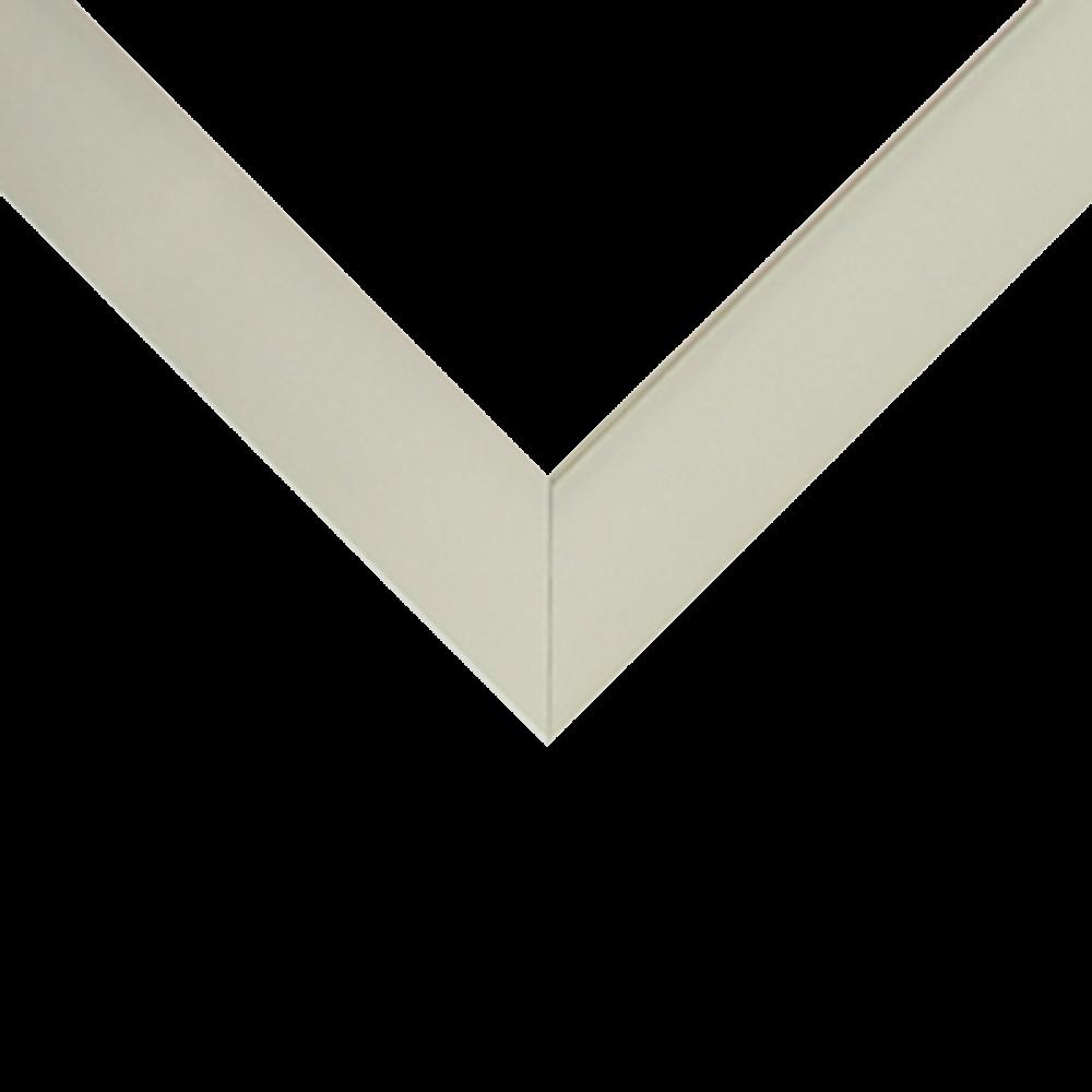 Nielsen Satin Lustre Silver 7/16