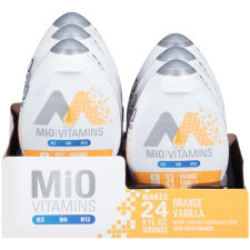 MiO Orange Vanilla Liquid Water Enhancer 1.62 fl oz Bottle