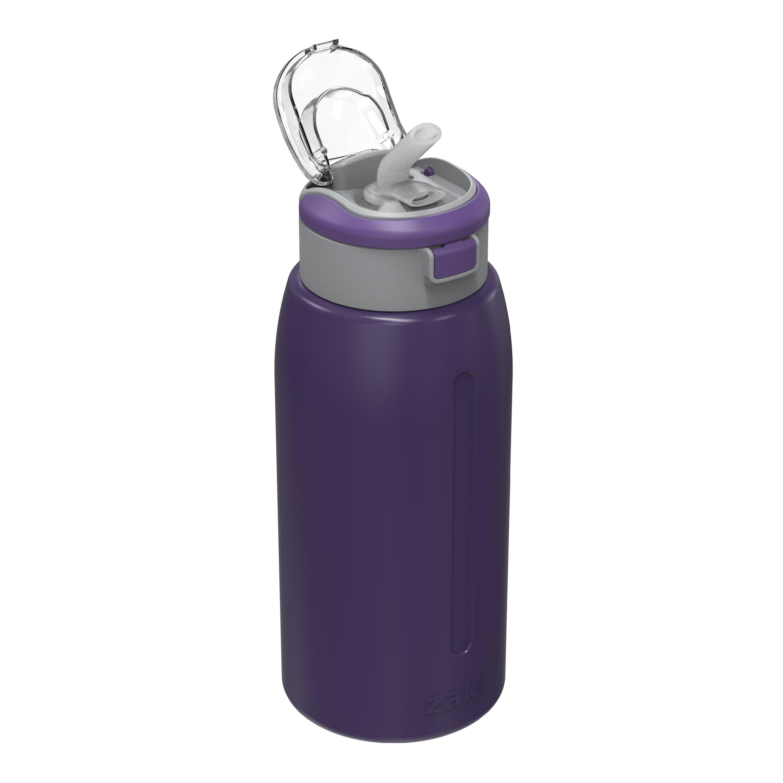 Genesis 32 ounce Stainless Steel Water Bottles, Viola slideshow image 6