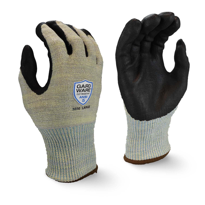 Bellingham Glove 5550 Cut-Resistant Liner PU Palm Glove