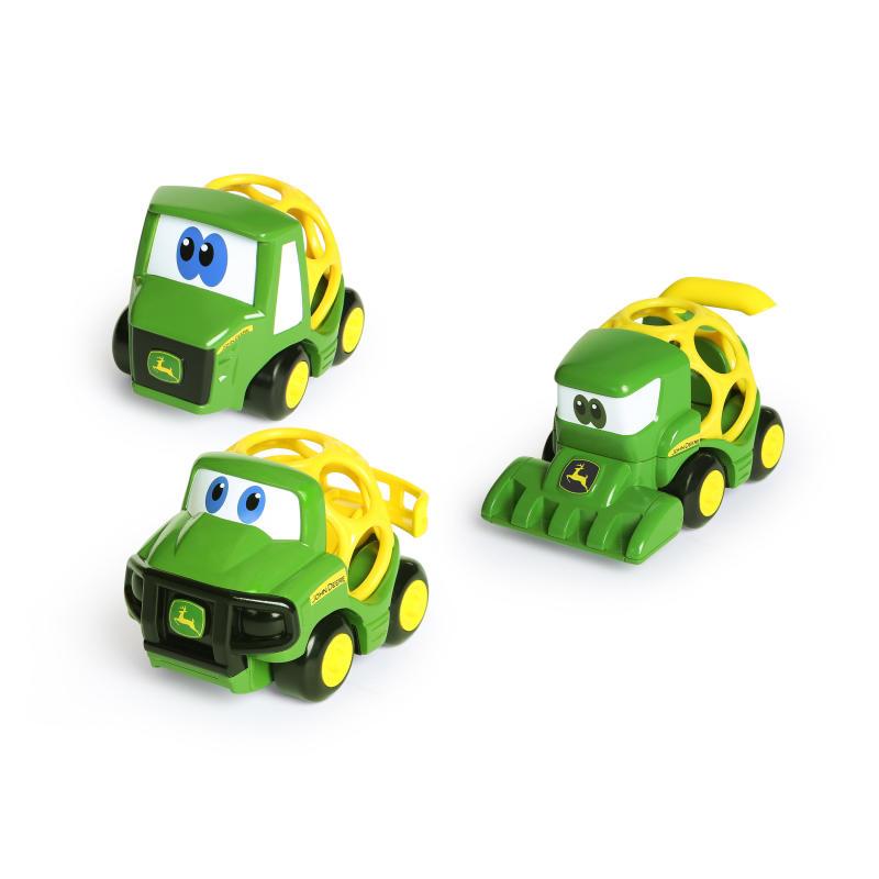 Tough Ol' Trio™ Vehicle Set