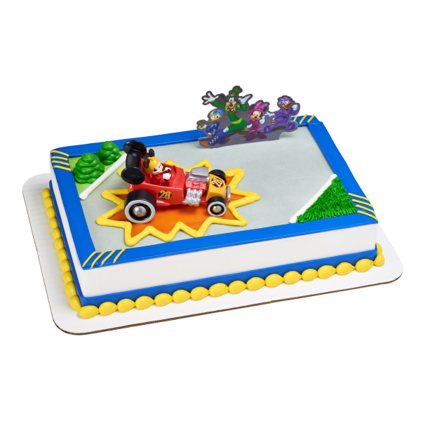 Mickey and the Roadster Racers DecoSet®